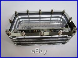 Adafruit Ice tube clock IV-18 VFD nixie tube clock steampunk art deco horloge IN