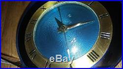 Beautiful Vintage Art Deco Telechron Electric Clock