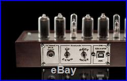 IN-8 NIXIE Tubes Clock (Music, USB, RGB) Divergence Meter with Sockets GRA&AFCH