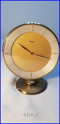 Imhof 8 Day Mantle Clock 1960s