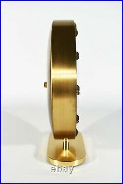 KIENZLE Tischuhr ° elektromechanische Uhr ° Heinrich Möller 1935 ° Bauhaus Era