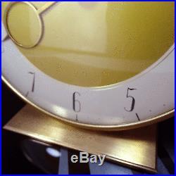 Kienzle Tisch Uhr Heinrich Möller Art Deco Bauhaus Table Clock 30er 50er