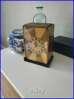 Modernique Art Deco Clock Paul Frankl / Telechron