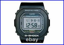 NEW Casio G-Shock Wall Clock DW5600 RARE