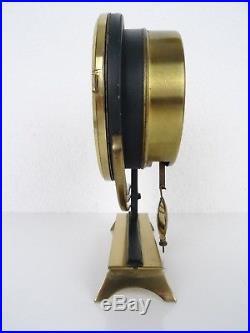 ORFAC Mantel Shelf Clock Vintage Dutch Art Deco Design (Junghans Kienzle era)