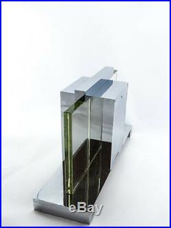 Rare Jaeger-LeCoultre Atmos REUTTER model A1, art deco, 1930´s