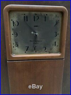 Raymond Loewy Art Deco Columaire Skyscraper Clock Radio Deskey Rohde 1930s Era