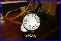Restored Vintage Jefferson Golden Hour Electric Art Deco Mystery Clock