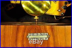 Superb Art Deco 1930` Kienzle Mantel Clock, Beautiful Chime