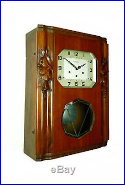 VEDETTE Westminster chime wall clock France