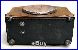 Vintage Art Deco Westminster Chime Mantle Clock